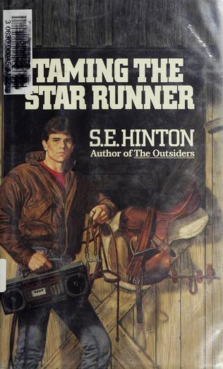 Cover of: Taming a Star Runner | S. E. Hinton