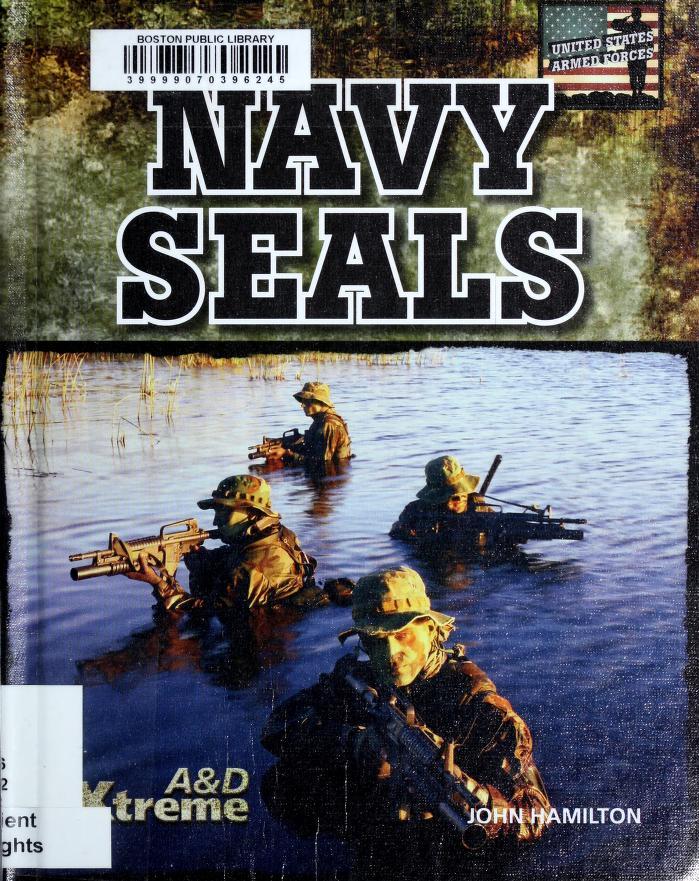 Navy SEALs by Hamilton, John